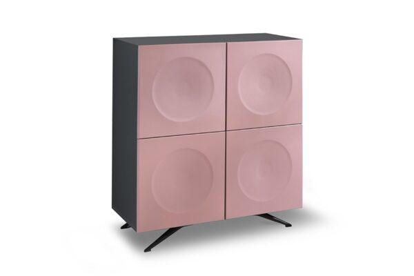 DRACO Old Pink Sideboard-0