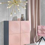 DRACO Old Pink Sideboard-2431