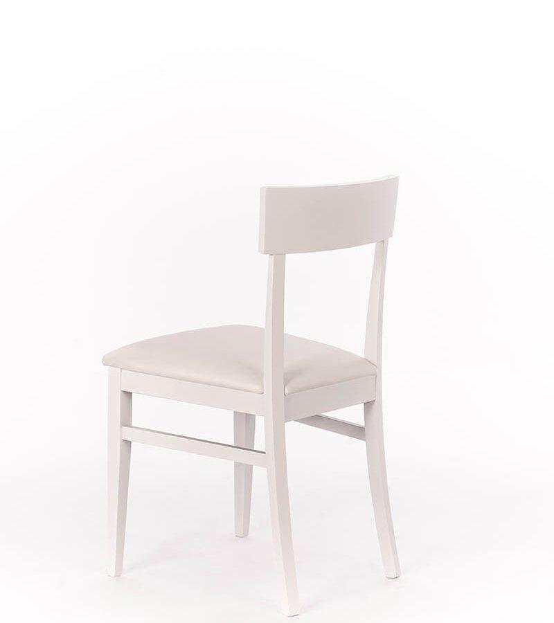 MONACO White Chair-0