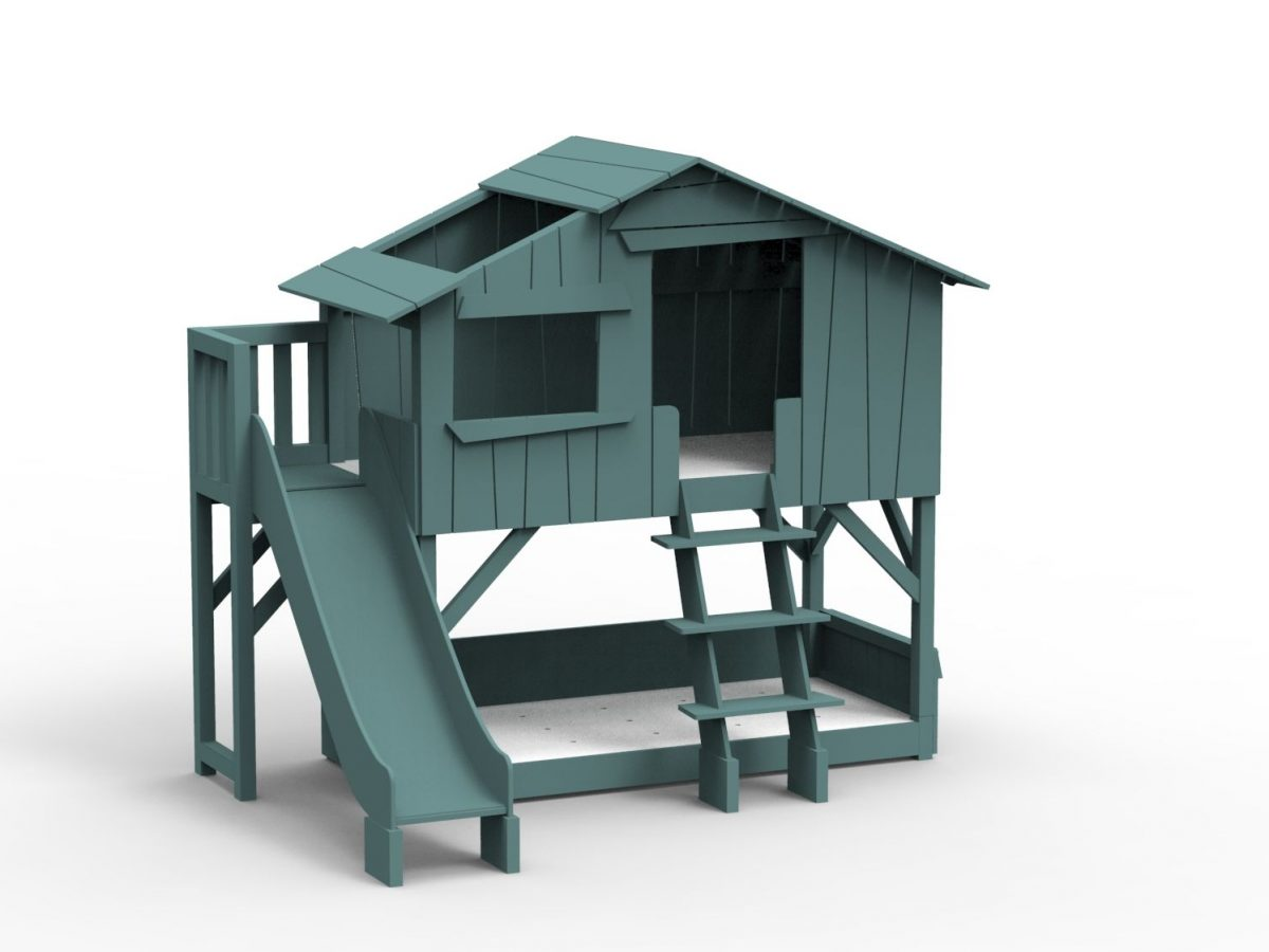 Treehouse Bed Vplus Habitat