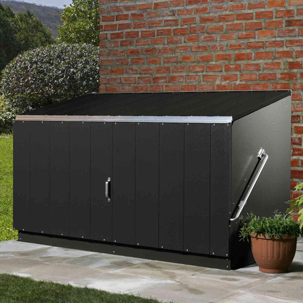 Aufbauwahrungs- & Fahrradboxen-trimetal-storeguards_VPlus habitat