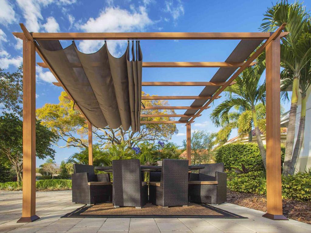 Pavillon Gazebo Florida_VPLUS habitat